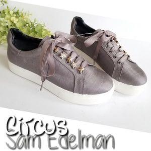 NWT🏷️ CIRCUS SAM EDELMAN Shania gray 9.5